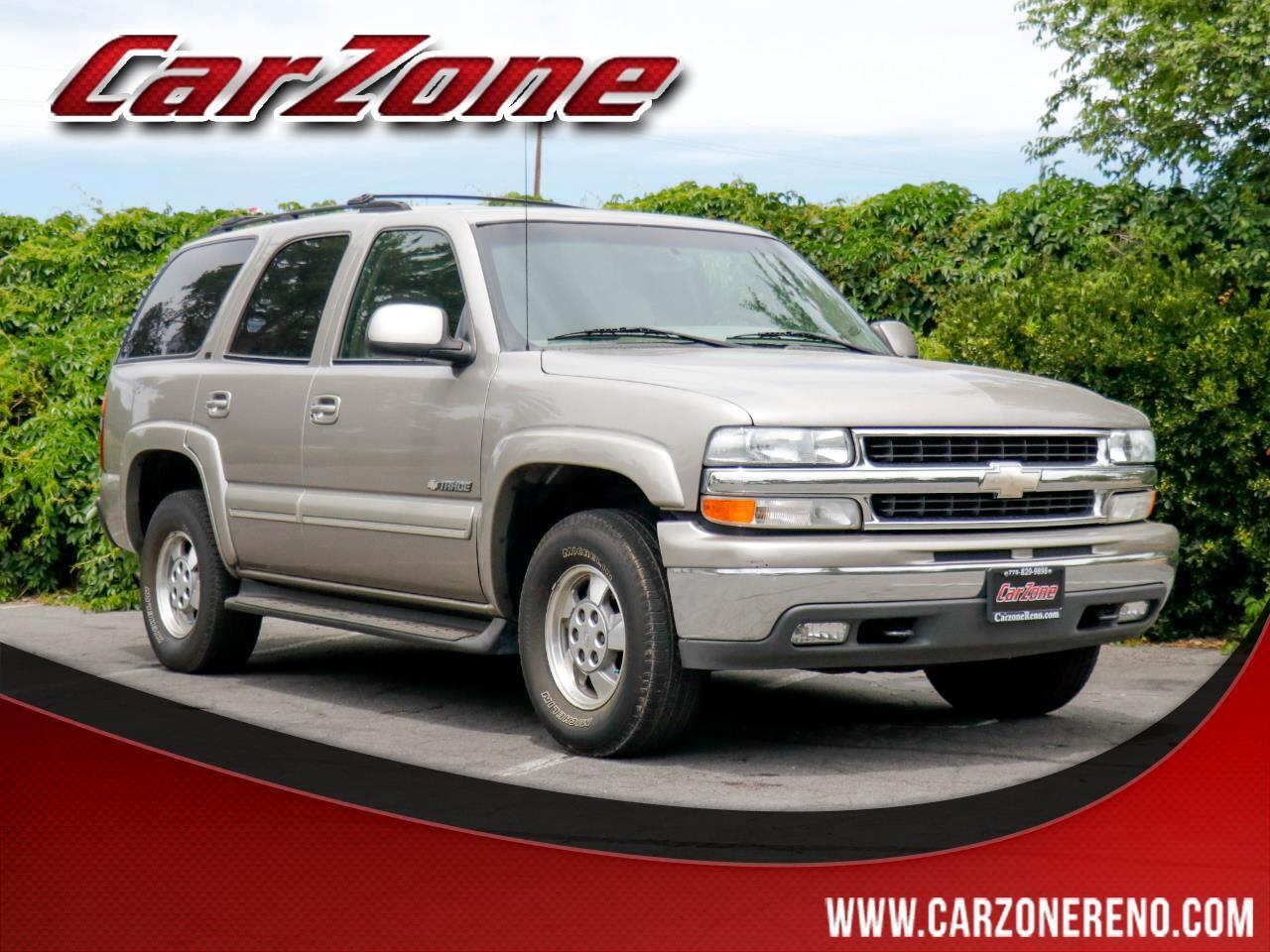 2003 Chevrolet Tahoe 4dr 1500 4WD LT