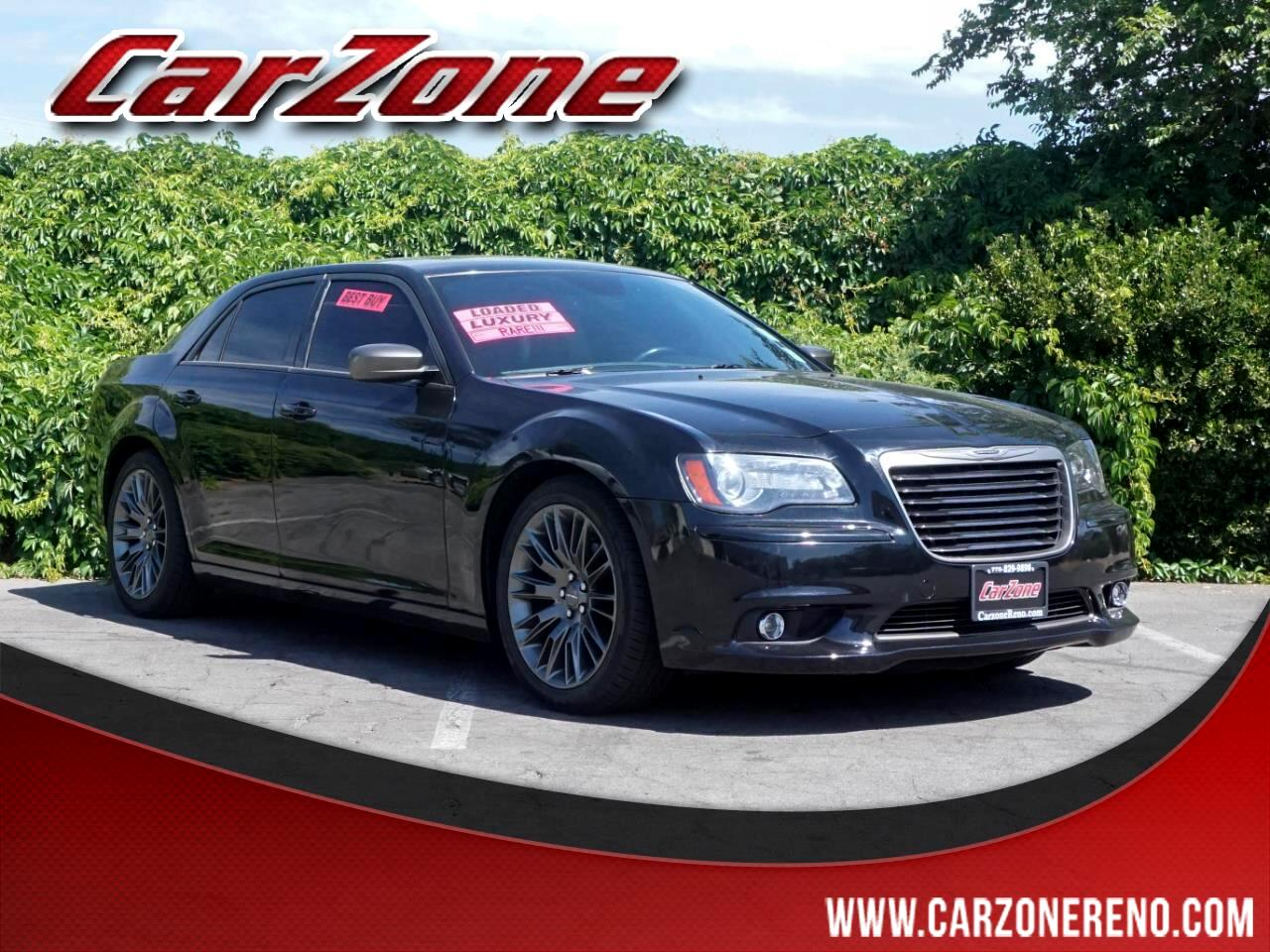 2013 Chrysler 300 4dr Sdn 300C John Varvatos Limited Edition RWD