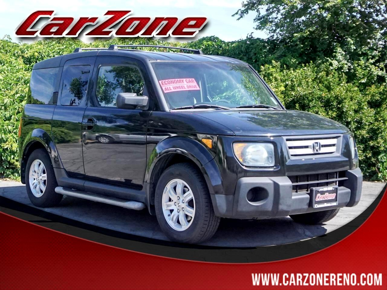 2007 Honda Element 4WD 4dr AT EX