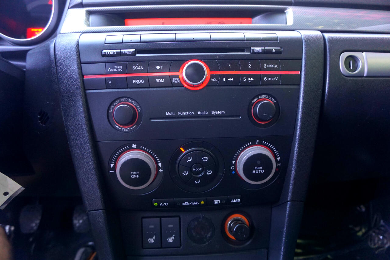 2006 Mazda MAZDA3 4dr Sdn s Grand Touring Manual