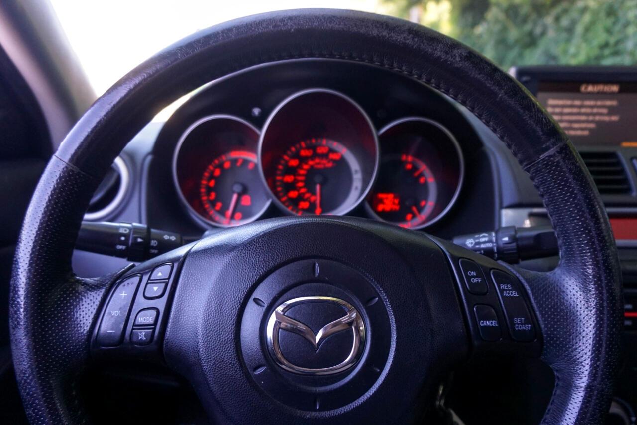Mazda MAZDA3 4dr Sdn s Grand Touring Manual 2006