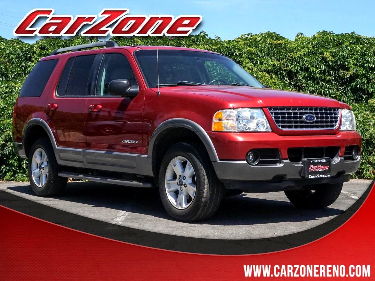 """2005 Ford Explorer 4dr 114"""" WB 4.0L XLT 4WD"""