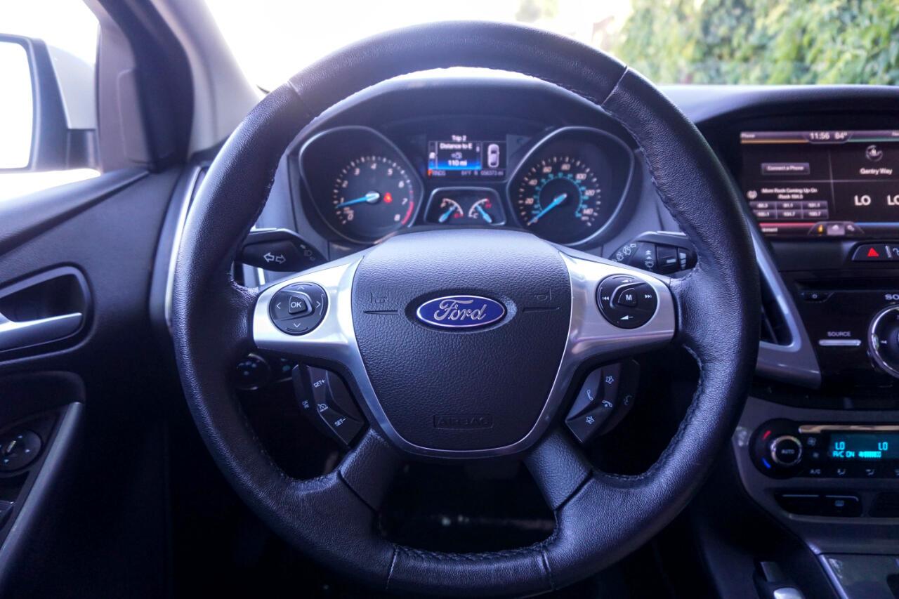 Ford Focus 5dr HB Titanium 2013