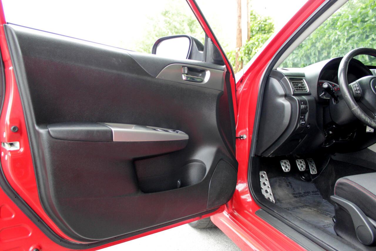 Subaru Impreza Wagon WRX 5dr Man w/Premium Pkg 2009