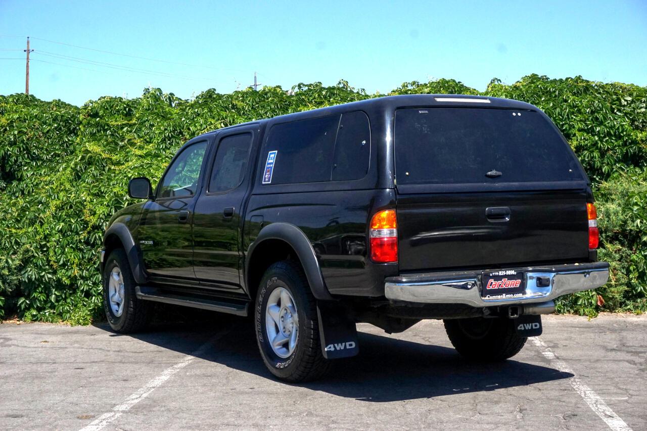 2004 Toyota Tacoma DoubleCab V6 Auto 4WD (Natl)
