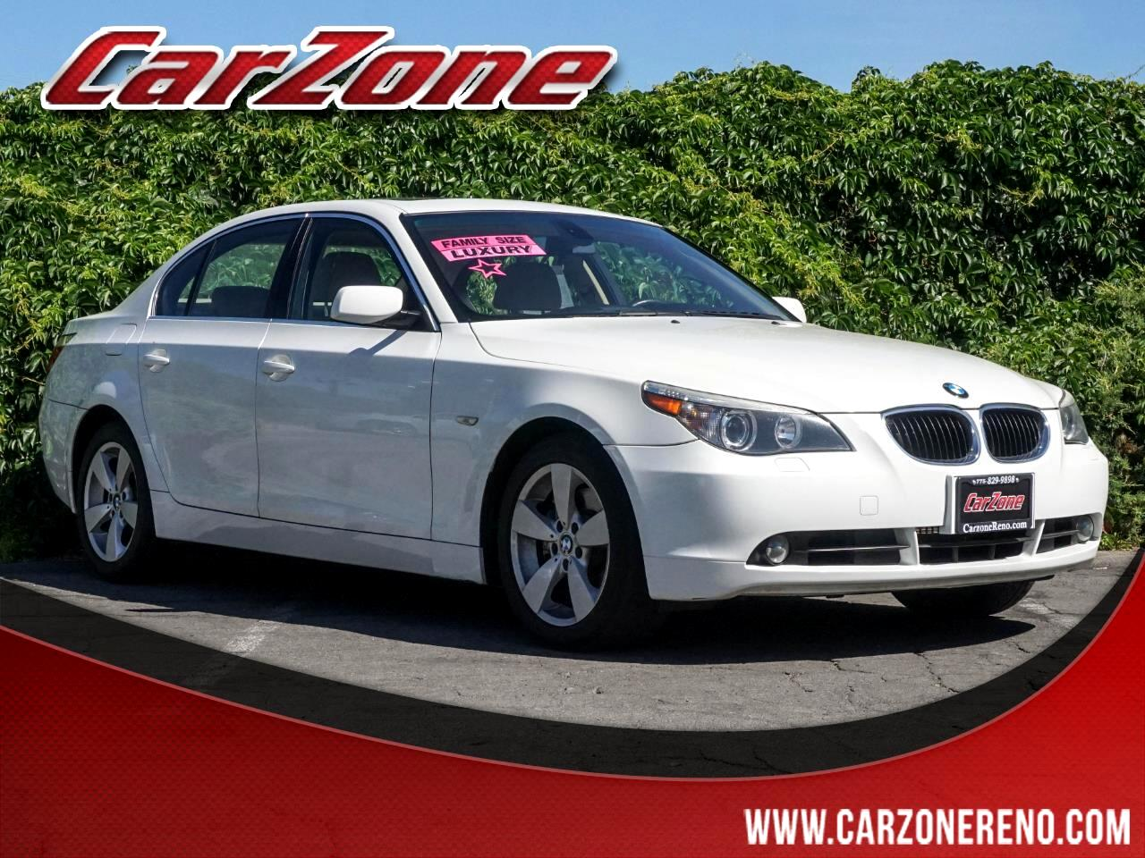 2006 BMW 5 Series 530xi 4dr Sdn AWD
