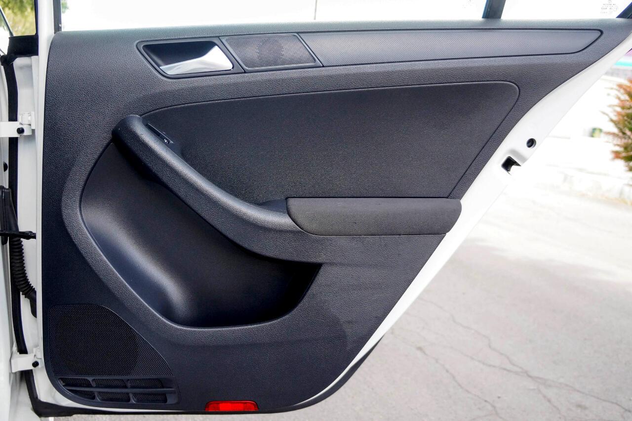 2012 Volkswagen Jetta Sedan S