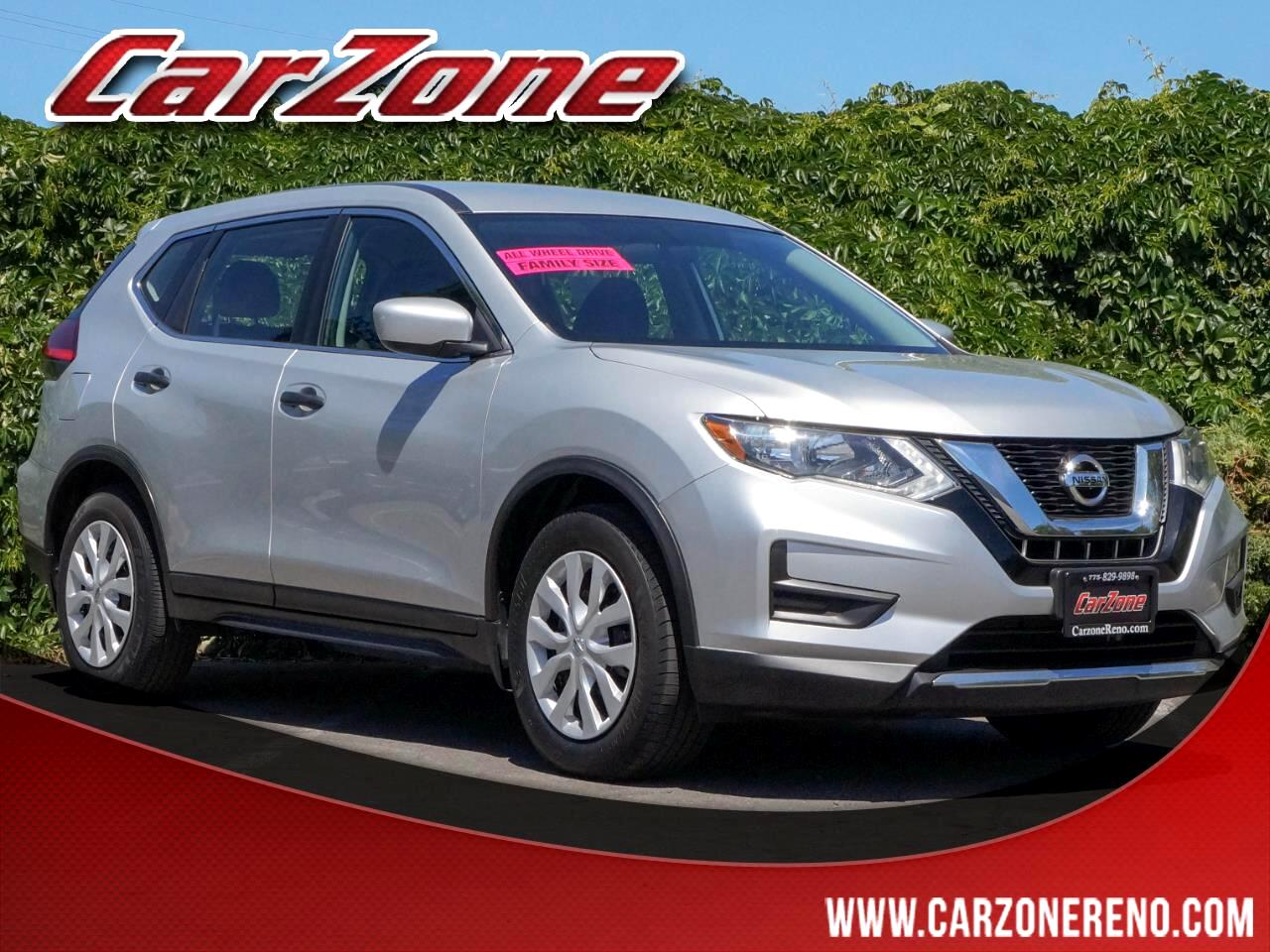 Nissan Rogue FWD S 2017