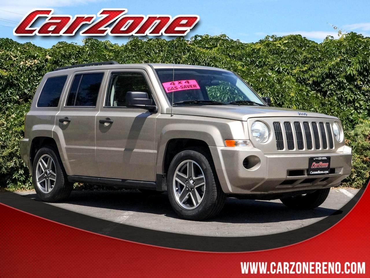 2009 Jeep Patriot 4WD 4dr Sport