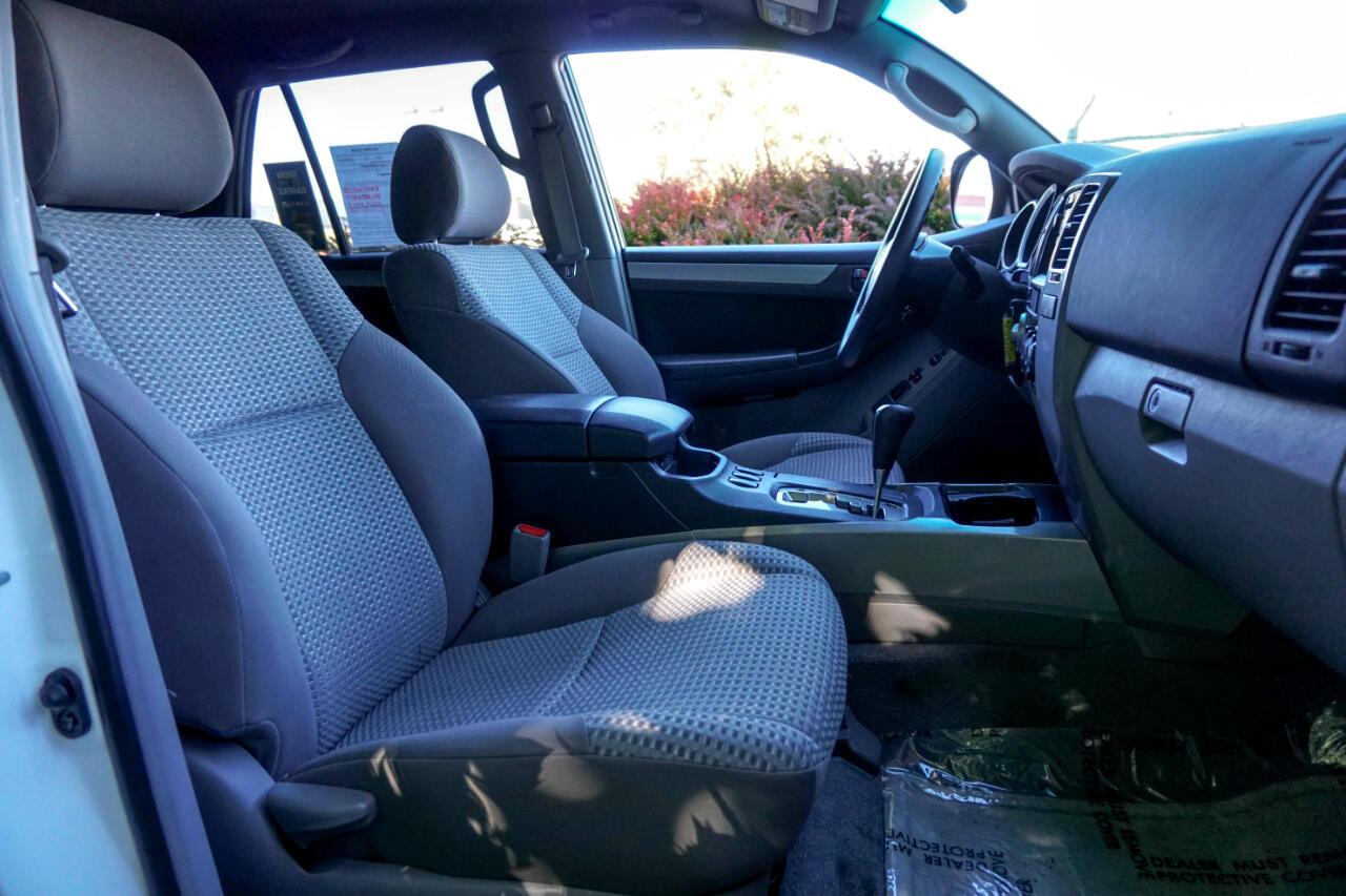 Toyota 4Runner 4dr SR5 V6 Auto 4WD (Natl) 2006