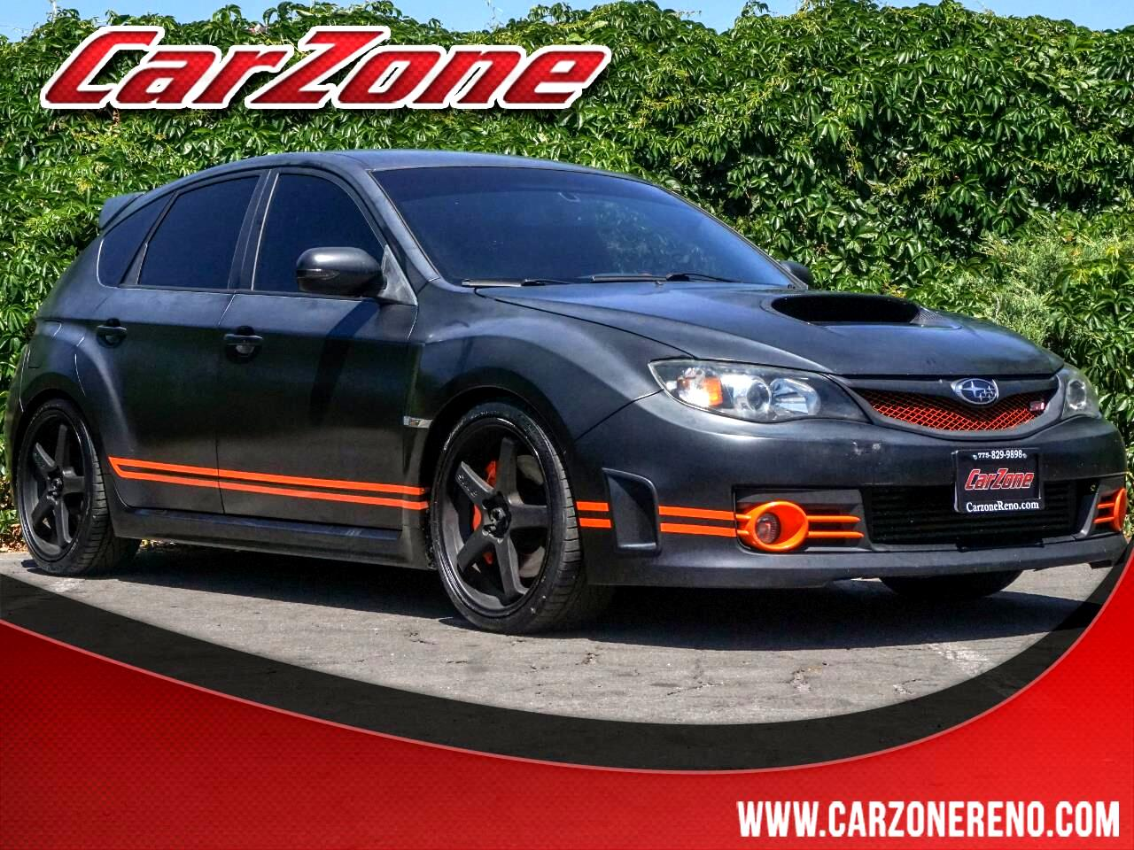 2008 Subaru Impreza Wagon (Natl)