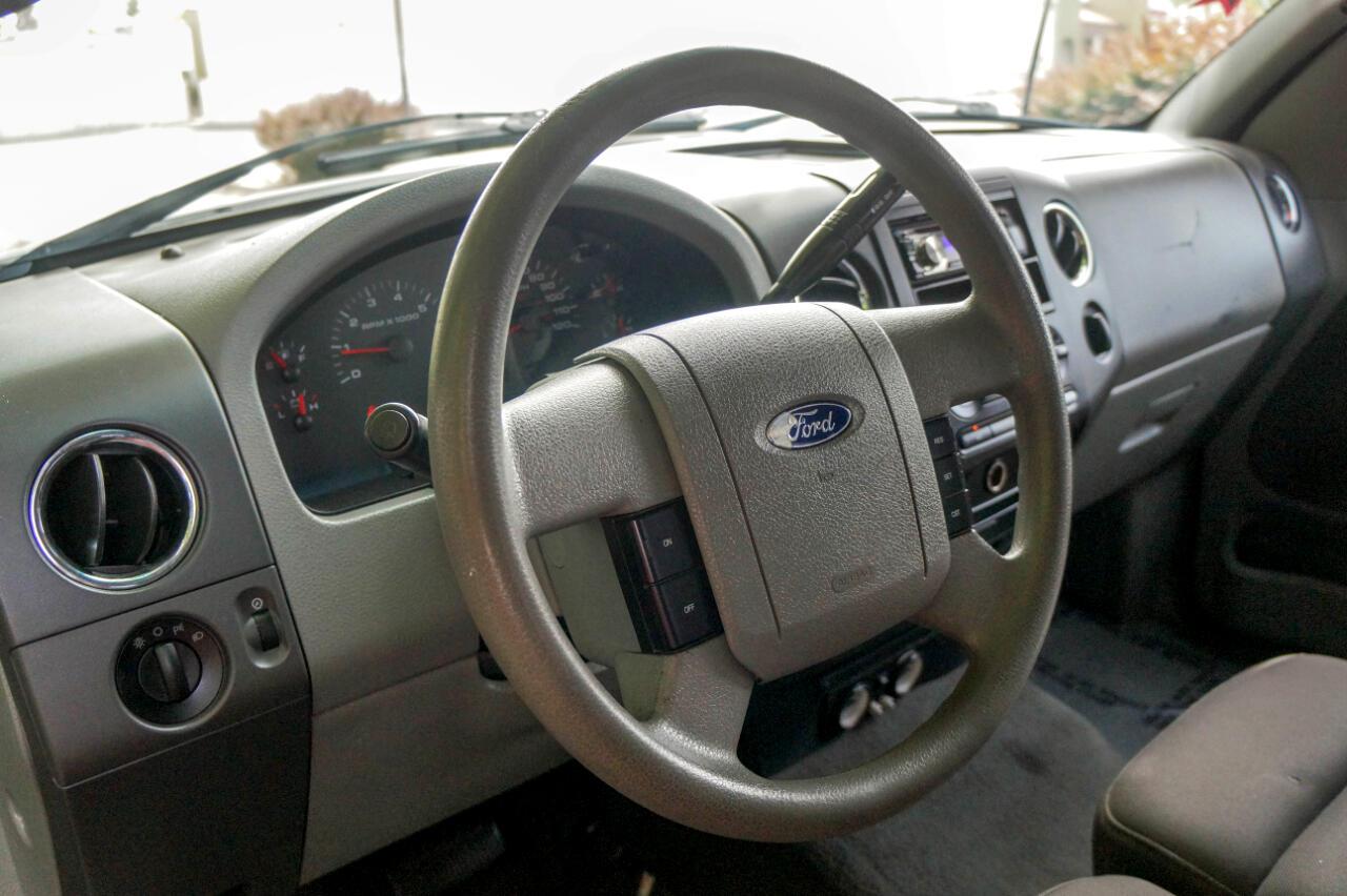 2005 Ford F-150 SuperCrew 139