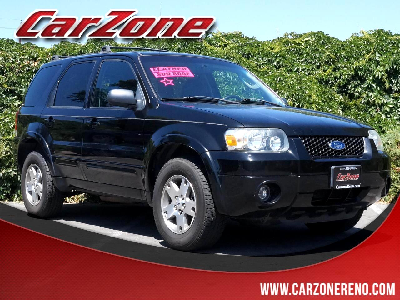 """2005 Ford Escape 4dr 103"""" WB 3.0L Limited 4WD"""