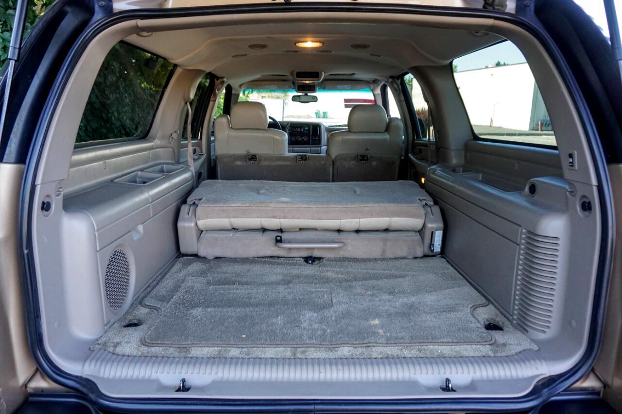2001 Chevrolet Suburban 4dr 1500 4WD LS