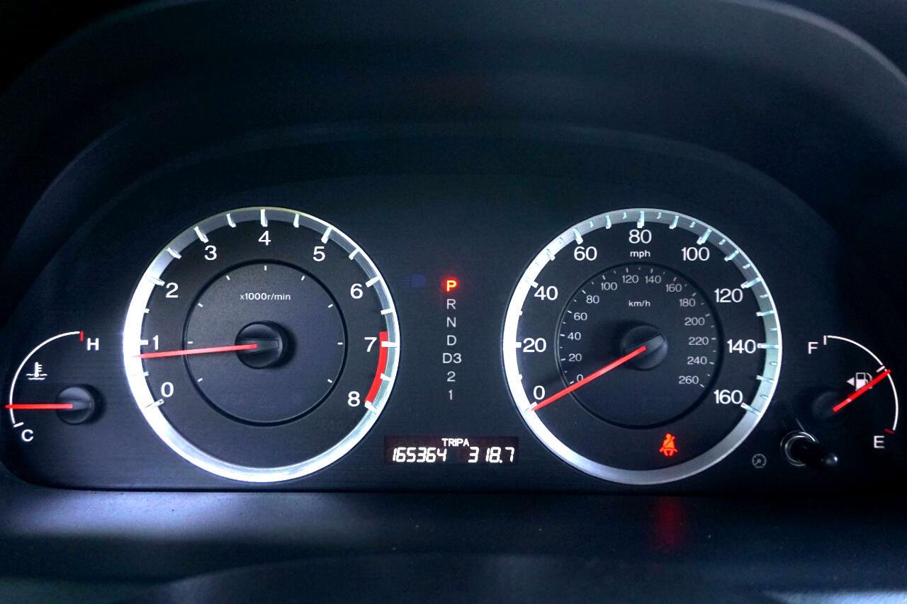 Honda Accord Cpe 2dr V6 Auto EX-L 2008