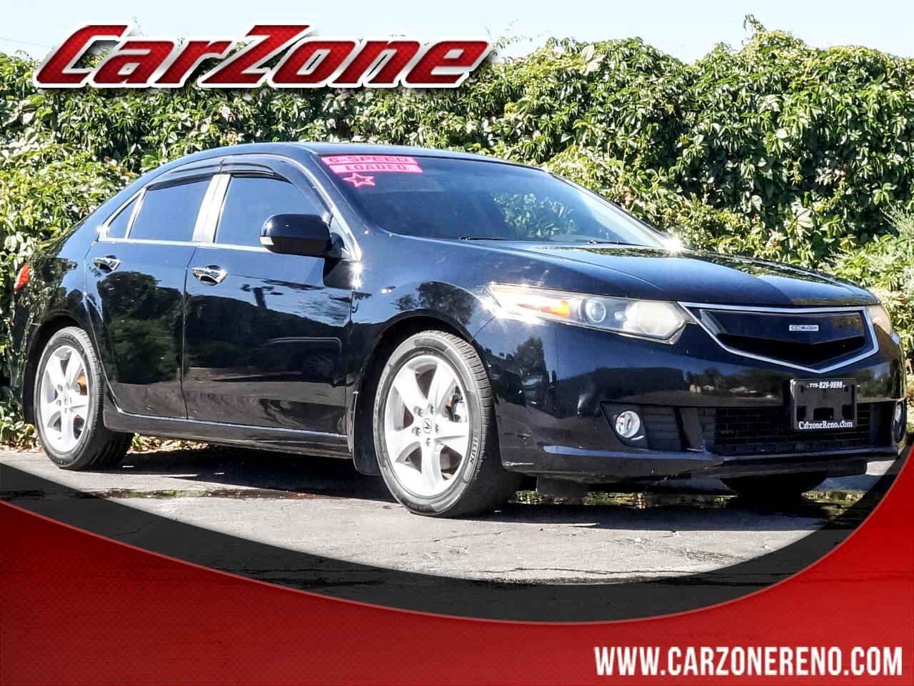 2010 Acura TSX 4dr Sdn I4 Man