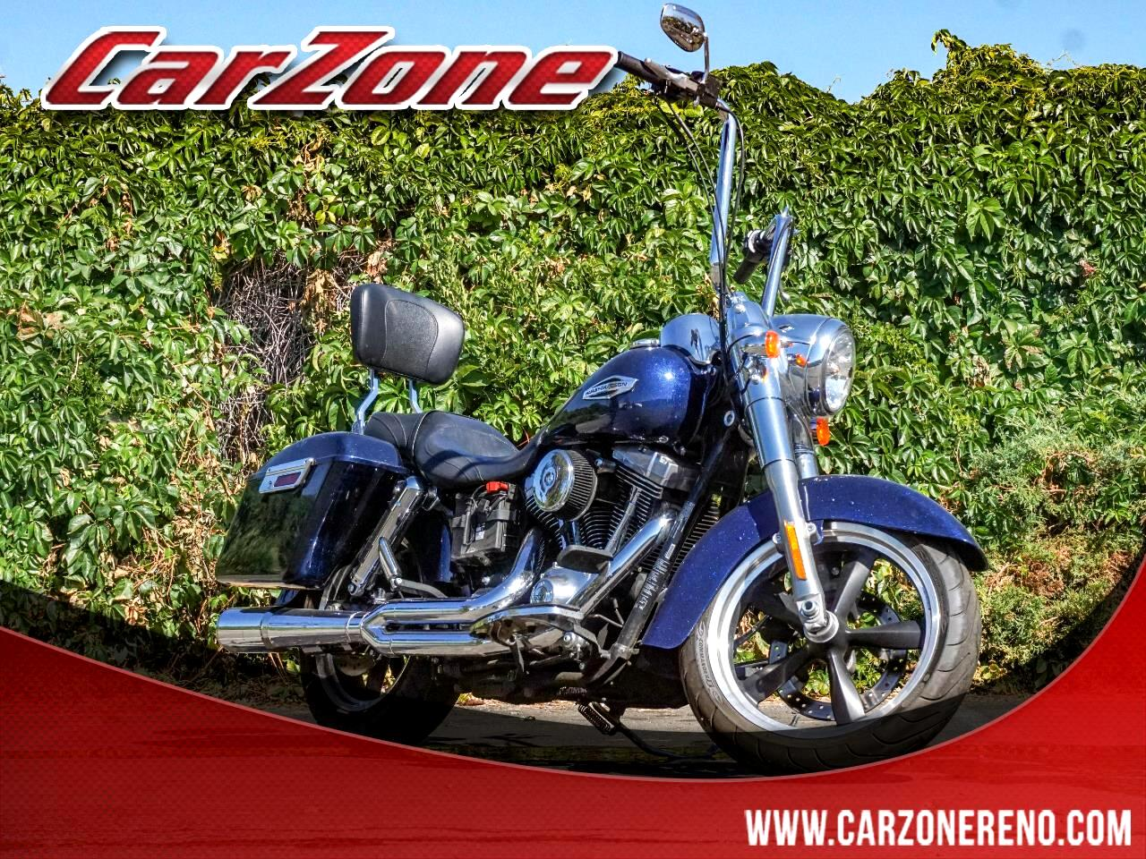 Harley-Davidson FLD  2013