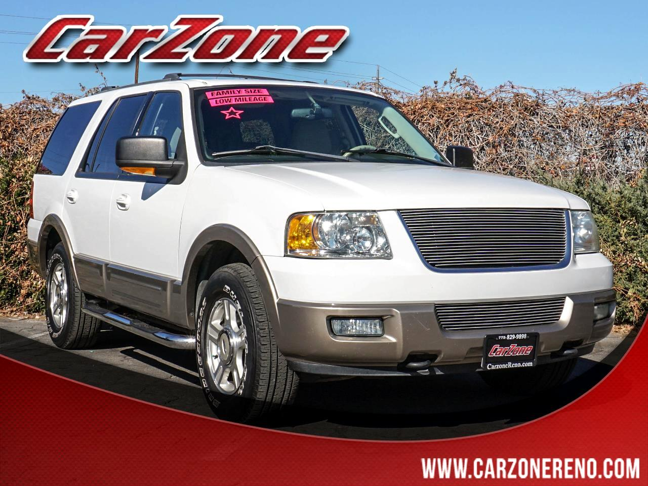 Ford Expedition 5.4L Eddie Bauer 4WD 2003