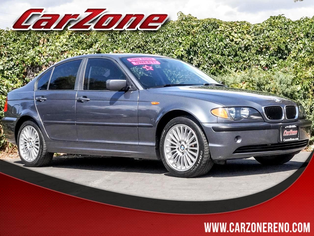 2003 BMW 3 Series 325xi 4dr Sdn AWD