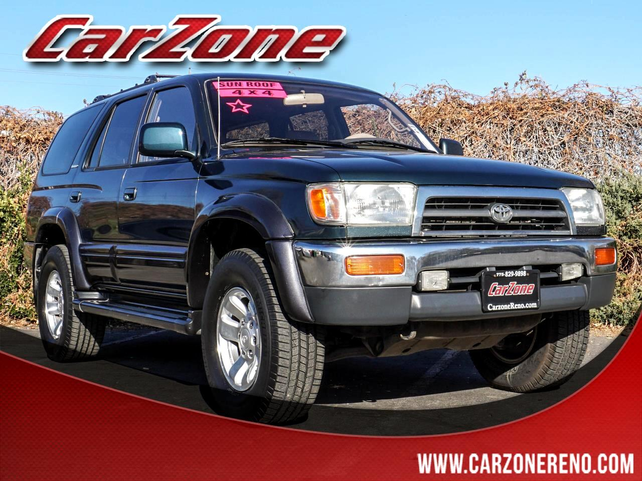 Toyota 4Runner 4dr Limited 3.4L Auto 4WD 1998