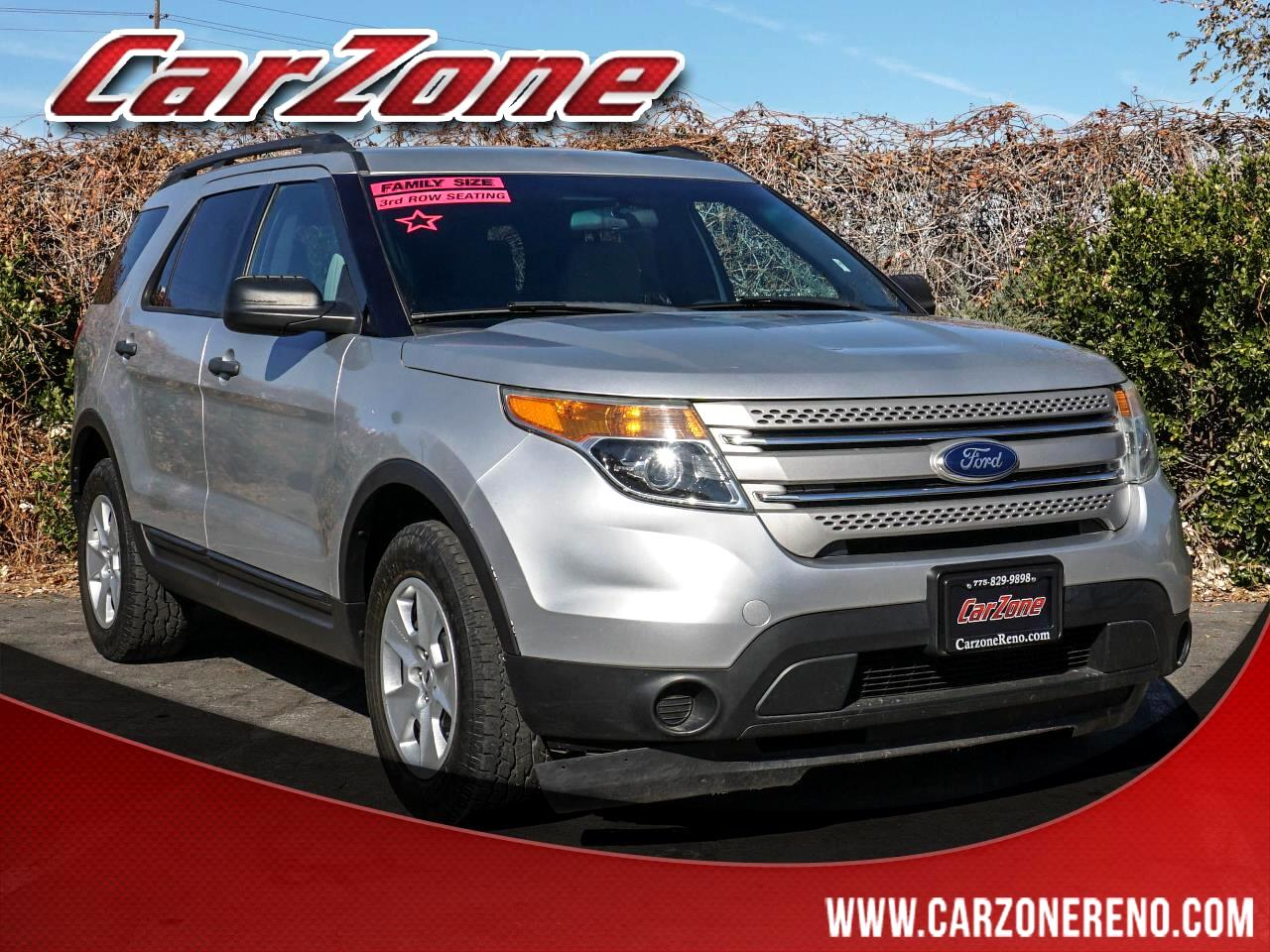 Ford Explorer 4WD 4dr Base 2011