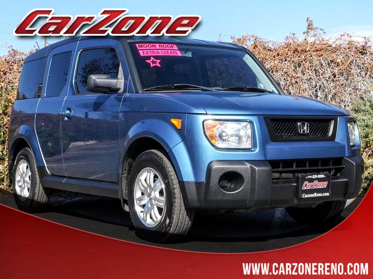 Honda Element 4WD EX-P AT 2006