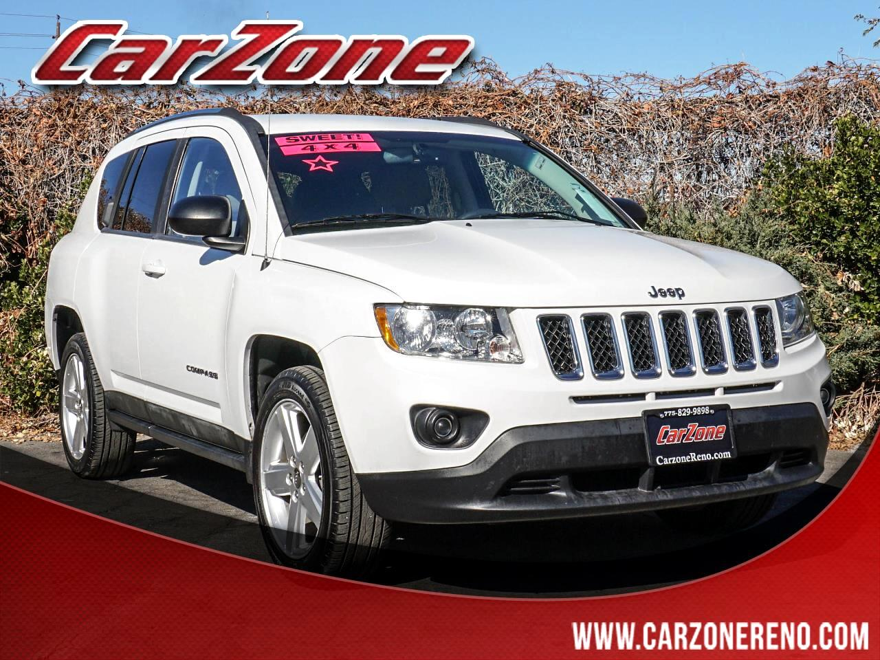 Jeep Compass 4WD 4dr Limited 2011