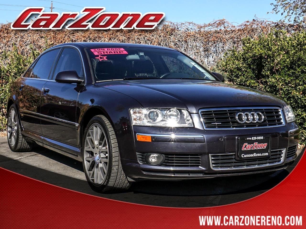 Audi A8 L 4dr Sdn 4.2L quattro LWB Auto 2005