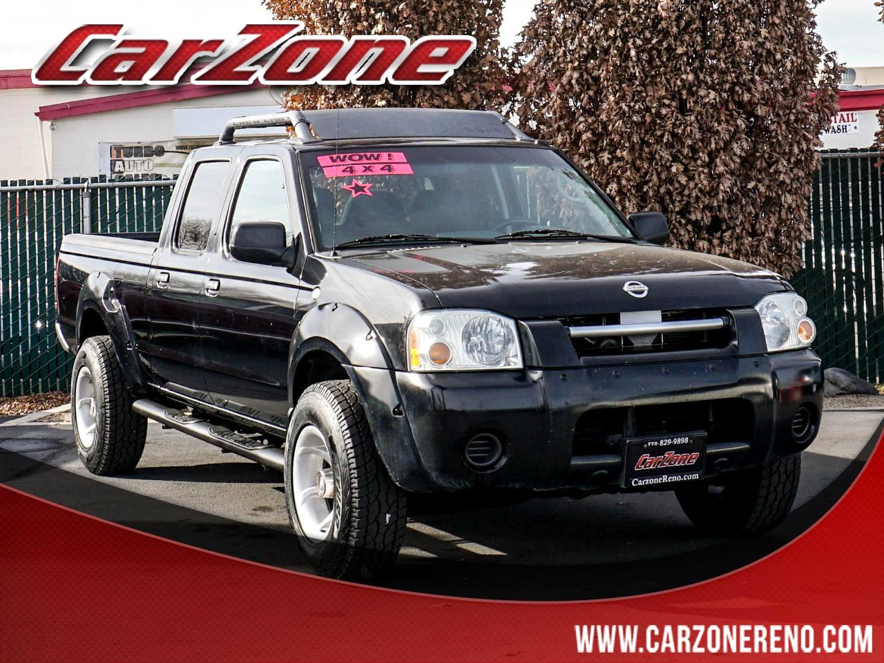 Nissan Frontier 4WD XE Crew Cab V6 Auto LB 2004