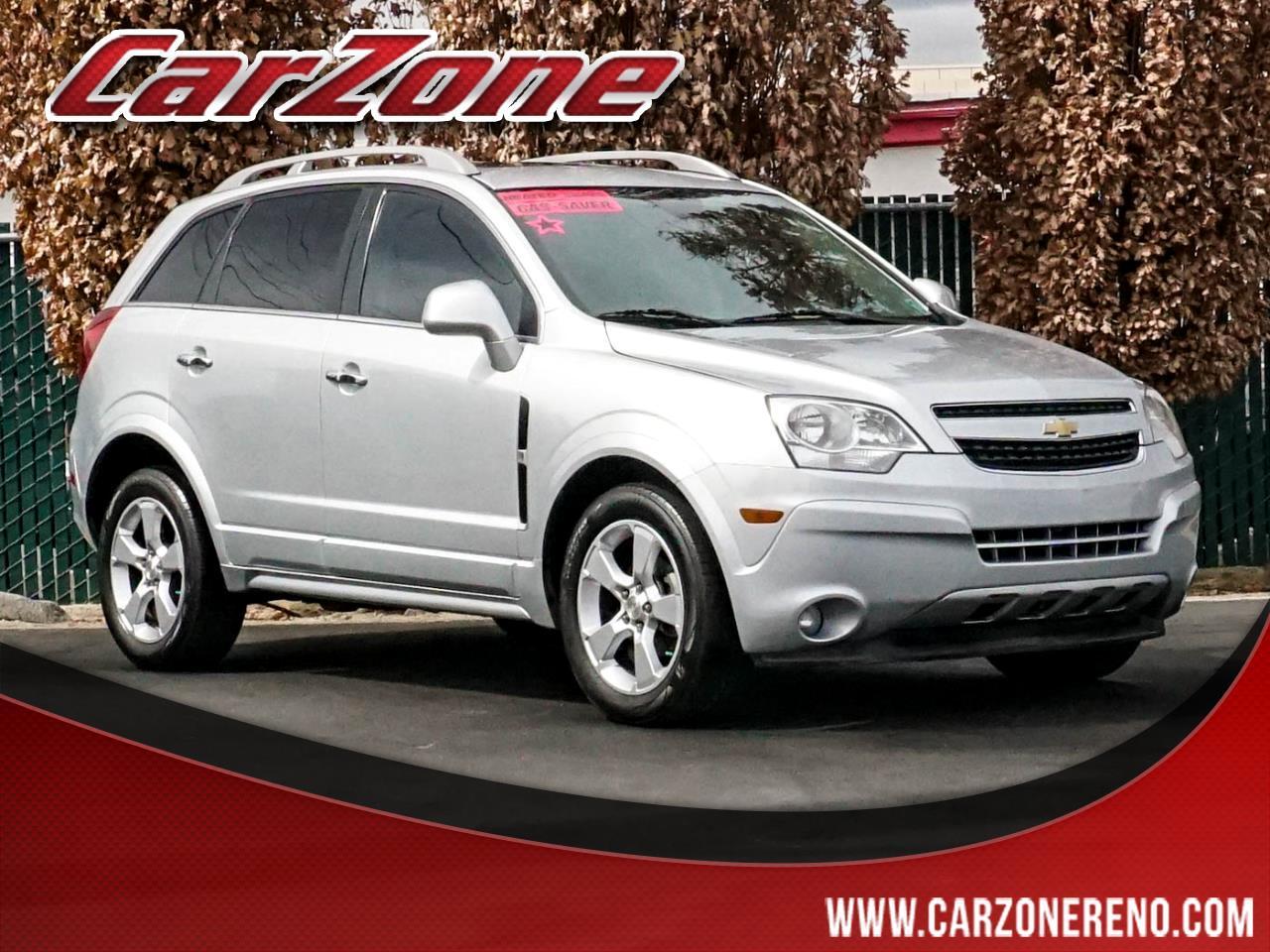 Chevrolet Captiva Sport Fleet FWD 4dr LTZ 2013