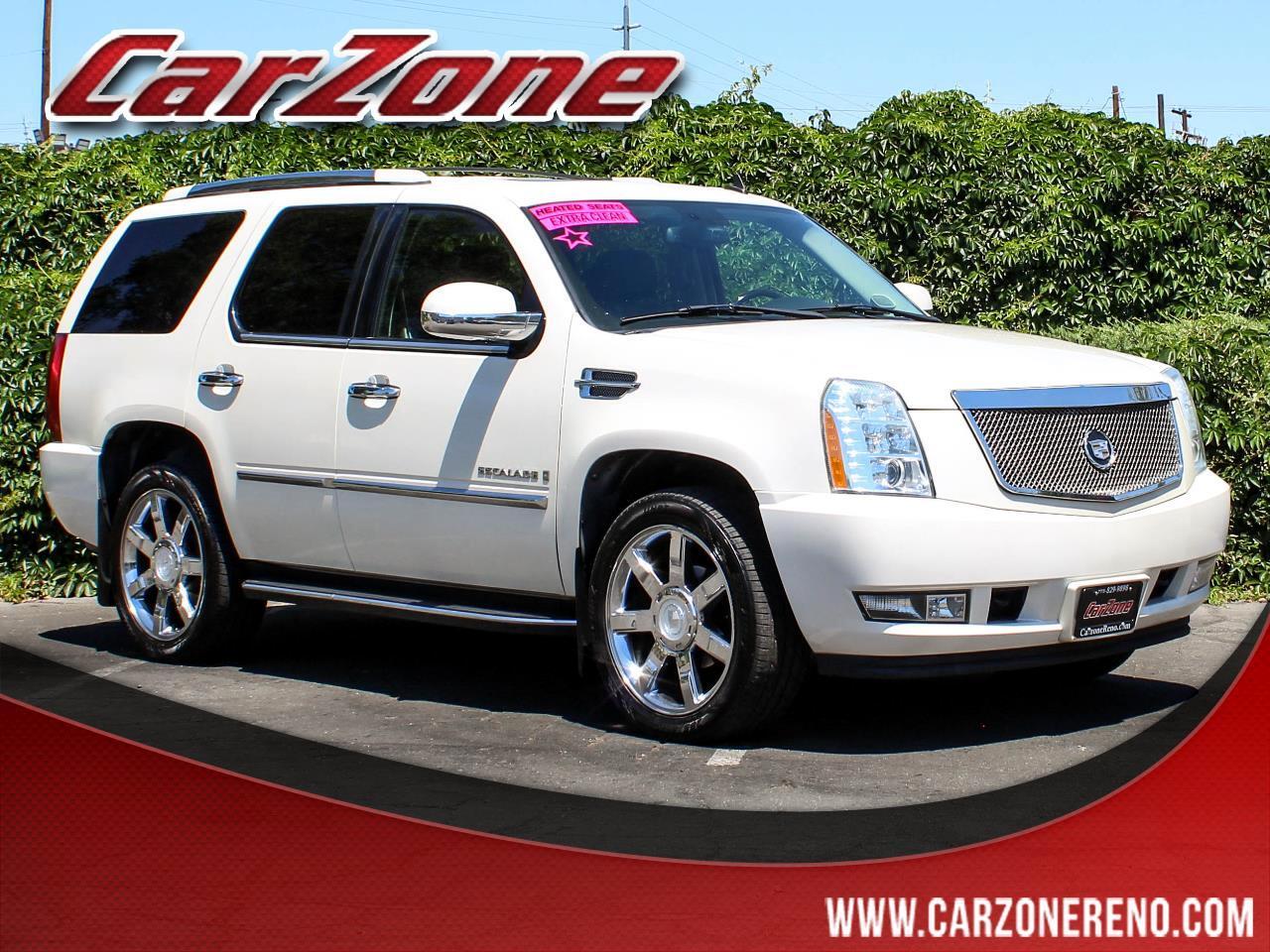 Cadillac Escalade AWD 4dr 2007