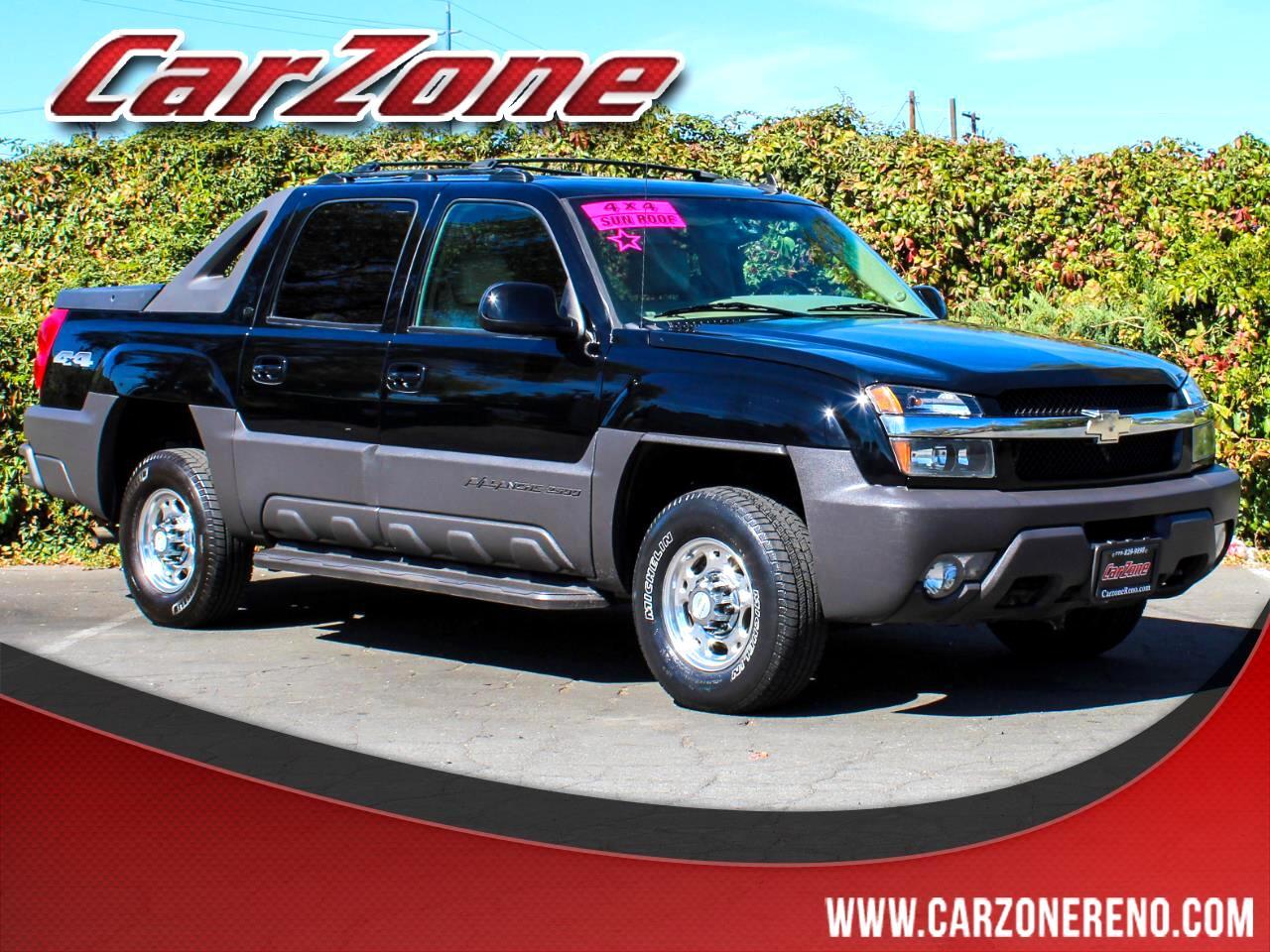 "Chevrolet Avalanche 2500 5dr Crew Cab 130"" WB 4WD LT 2006"