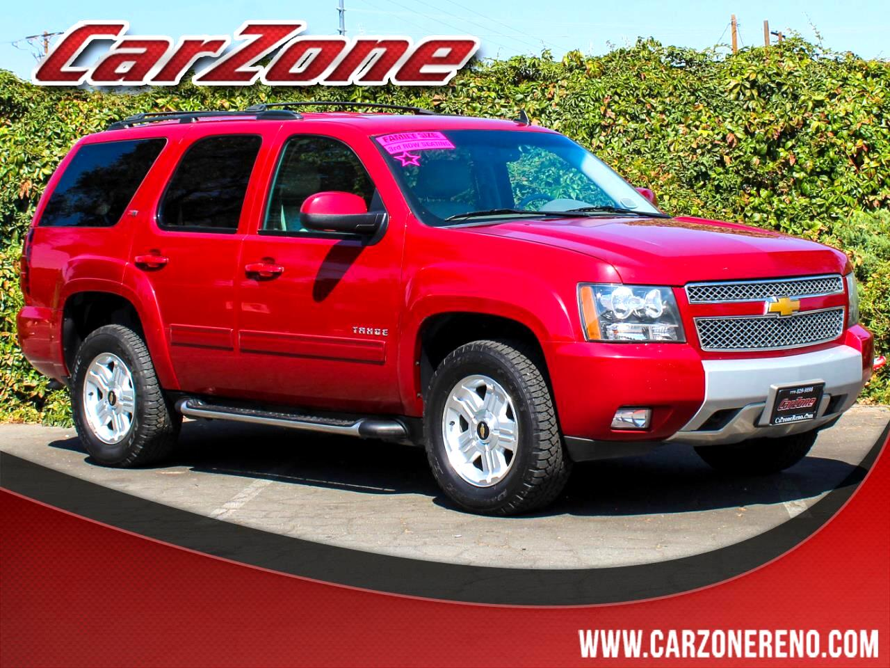 Chevrolet Tahoe 4WD 4dr LT 2014