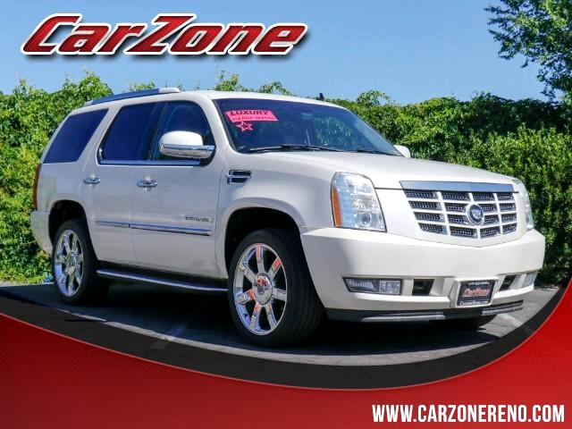 2007 Cadillac Escalade 4WD 4dr Luxury Collection