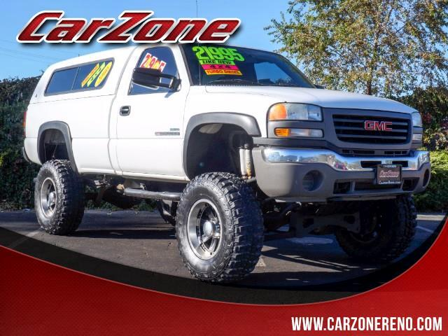 2006 GMC Sierra 2500HD 4WD Reg Cab Long Bed LBZ Duramax & Allison AT