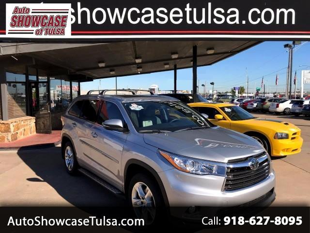 2015 Toyota Highlander Limited Platinum AWD V6