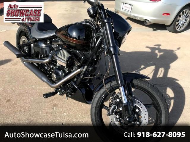 2016 Harley-Davidson FXSE CVO Pro Street Breakout