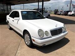 1997 Mercedes-Benz E-Class