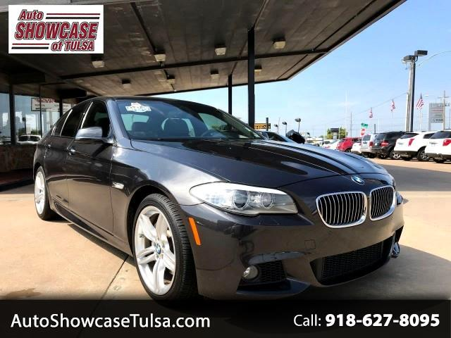 2013 BMW 5 Series 4dr Sdn 535i xDrive AWD