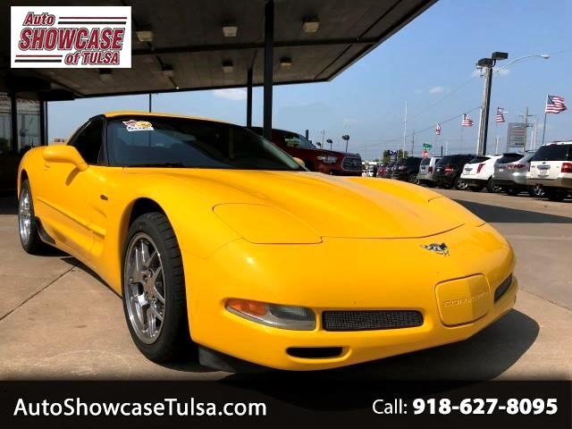 2003 Chevrolet Corvette 2dr Z06 Hardtop