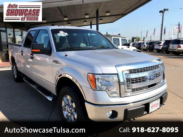 "2014 Ford F-150 4WD SuperCrew 145"" XLT"