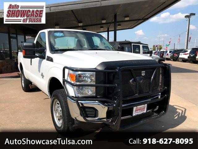 "2012 Ford Super Duty F-250 SRW 4WD Reg Cab 137"" XL"