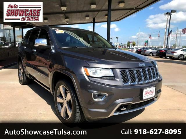 2015 Jeep Grand Cherokee 4WD 4dr Overland