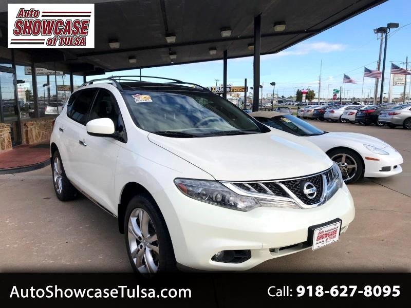 2011 Nissan Murano AWD 4dr LE