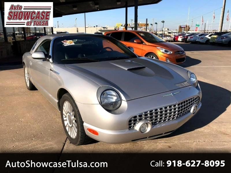 2005 Ford Thunderbird 2dr Convertible 50th Anniversary