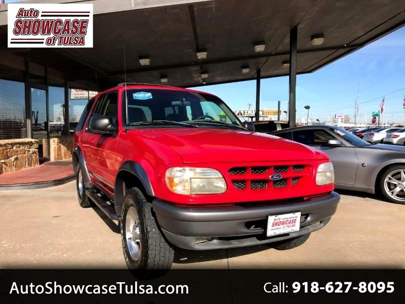 1998 Ford Explorer 2dr 102