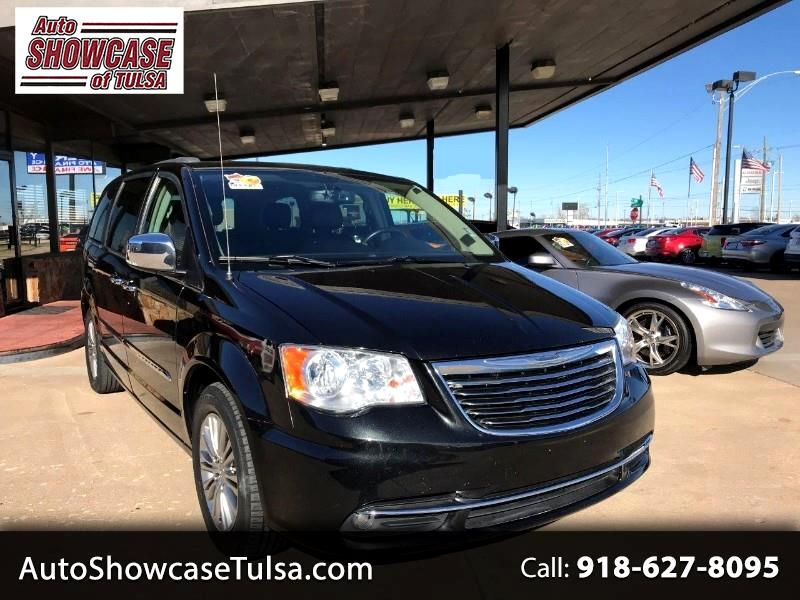 2013 Chrysler Town & Country 4dr Wgn Touring-L