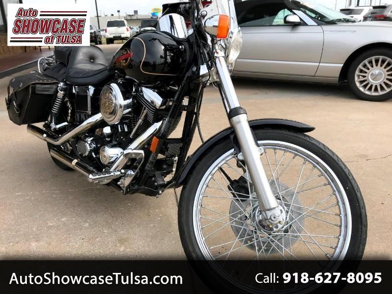 1998 Harley-Davidson FXDWG Wide Glide