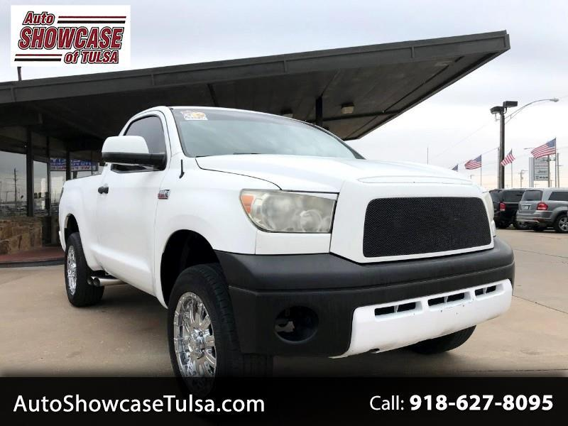2008 Toyota Tundra 2WD Truck Reg 5.7L V8 6-Spd AT  (Natl)
