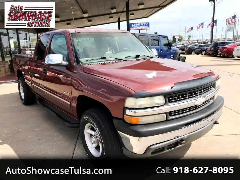 "1999 Chevrolet Silverado 1500 Ext Cab 143.5"" WB LS"